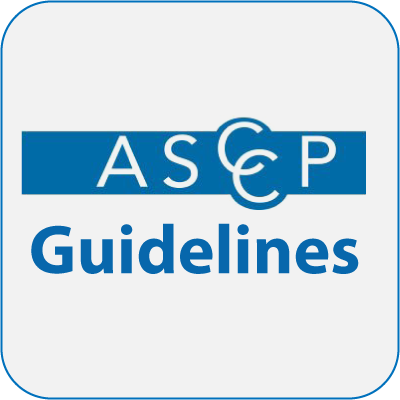 asccp guidelines